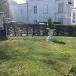 Garten vor der Terrasse