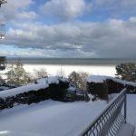 imposanter Winterblick