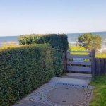 Hauseigener Strandabgang
